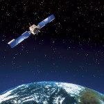 Inmarsat-2 na orbicie - wizualizacja