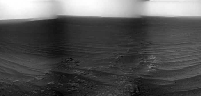 Opportunity - panorama z sol 3846