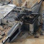 Budowa kosmodromu Wostocznyj