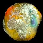 Podczamski ziemniak grawitacyjny - wersja z danymi do 2011 roku / Credits -CHAMP, GRACE, GFZ, NASA, DLR