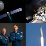 Prognoza na 2015 rok / Credits - NASA i SpaceX