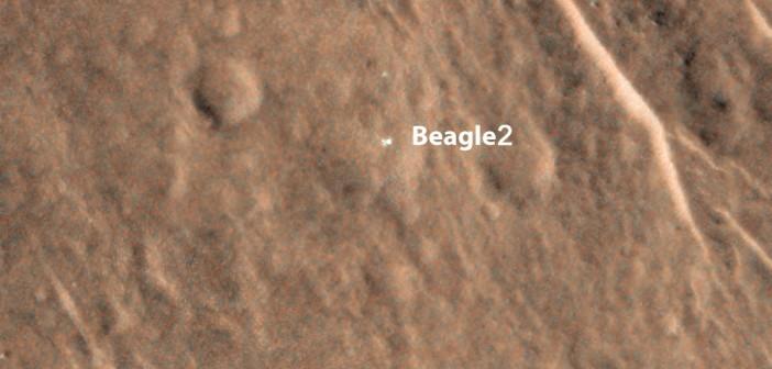 Miejsce lądowania Beagle 2