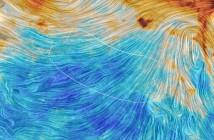 Wycinek nieba południowego, na podstawie misji Planck. Kolory wskazują pył międzygwiezdny / Credits - ESA/Planck Collaboration. Acknowledgment: M.-A. Miville-Deschênes, CNRS - Institut d'Astrophysique Spatiale, Université Paris-XI, Orsay, France