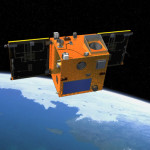 STSAT-3 - wizualizacja