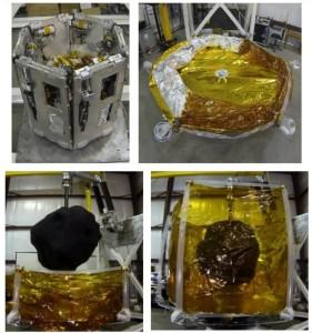Testy wstępnych rozwiązań technologicznych dla misji ARM / Credits - NASA
