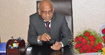 Kiran Kumar - dyrektor ISRO od 2015 roku