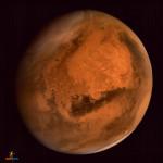 Zdjęcia Marsa wykonane przez indyjską sondę MOM