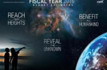 Grafika związana z budżetem NASA na 2016 rok / Credits - NASA