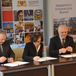 Letter of intent signed between POLSA, GPNT and Pomeranian Special Economic Zone / Credits - K. Kanawka, kosmonauta.net