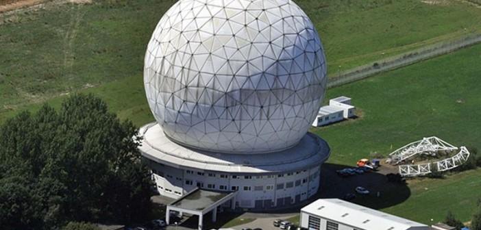34-metrowy niemiecki radar TIRA do monitorowania przestrzeni kosmicznej / Credit: Towarzystwo Fraunhofera