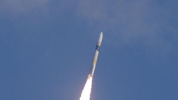 Start rakiety H-2A z satelitą wywiadowczym (01.02.2015) / Credits: Twitter