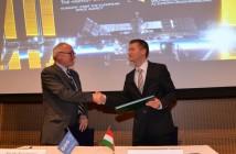 Uroczystość podpisania aktu wejścia Węgier do ESA - Budapeszt, 24 lutego 2015 / Credits - ESA