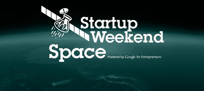StartupWeekendSpace / Logo wydarzenia