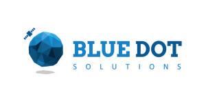 Logotyp Blue Dot Solutions / Credits: BDS