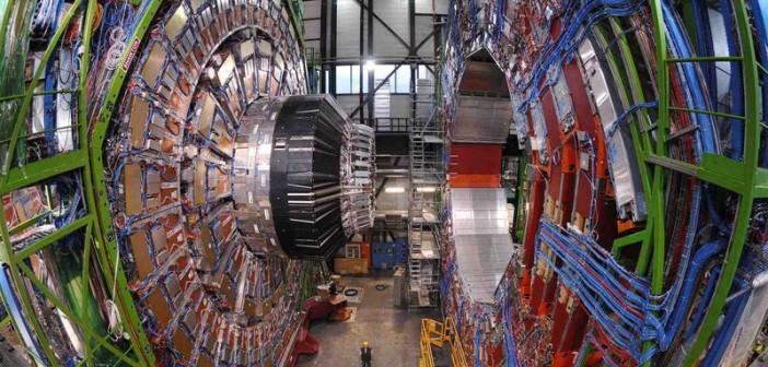 Detektor ATLAS akceleratora LHC / Credit: CERN