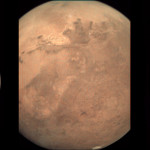 Mars na zdjęciach z kamery VMC sondy Mars Express