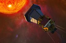 Solar Probe Plus - wizualizacja / Credit: NASA