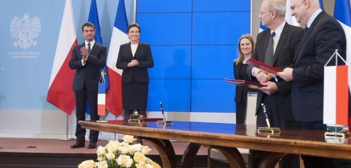 Podpisanie wstępnego porozumienia o współpracy między CNES a POLSA