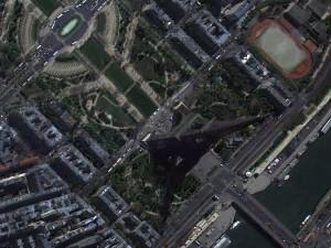 Przykładowy wycinek zdjęcia VHR, wykonany przez satelitę KOMPSAT-3 / Credits - Apollo Imaging