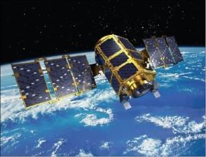 KOMPSAT-2: przykład koreańskiego satelity EO / Credits - KARI