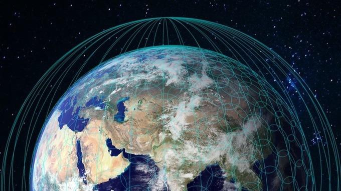 W zasięgu konstelacji OneWeb ma być cała powierzchnia Ziemi / Credits: OneWeb