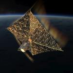 PW-Sat 2 z rozłożonym żaglem / Credits: Studenckie Koło Astronautyczne