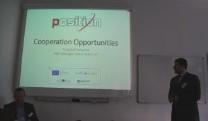 Prezentacja Krzysztofa Kanawki o projekcie POSITION / Credits - kosmonauta.net