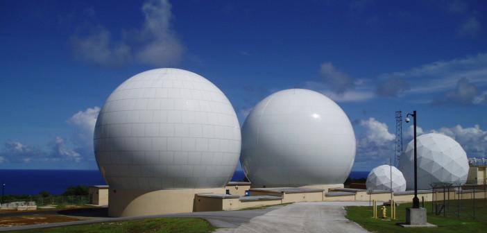 Guam Remote Ground Terminal na wyspie Guam / Credit: NASA