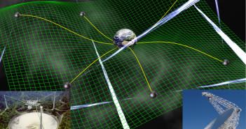 PFC wykorzysta radioteleskopy Arecibo i Green Bank do detekcji fal grawitacyjnych / Credit: The Silver Ink