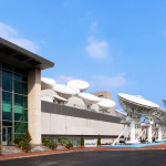 Teleport operatora AsiaSat w Tai Po Industrial Estate w Hong Kongu / Credit: AsiaSat
