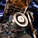 Napęd elektryczny w przyszłości może umożliwić efektywne dostarczanie ładunków na Czerwoną Planetę / Credits: NASA
