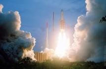 Start Ariane 5 - 26.04.2015 / Credits - ArianeSpace