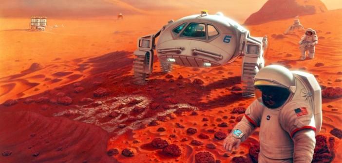 Mars w 2033 roku? Niemożliwe!