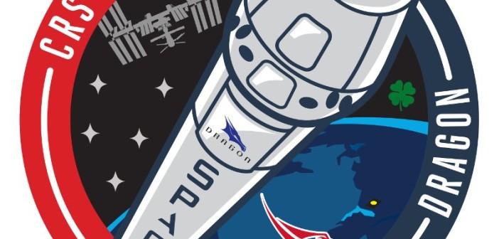 Logo misji CRS-6 / Credits - SpaceX