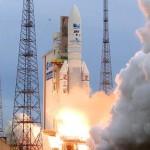 Start Ariane 5 - 27.05.2015 / Credits - Arianespace