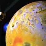 Wizja artystyczna sondy Io Volcano Observer / Źródło: Alfred McEwen/University of Arizona/JHUAPL