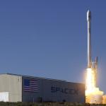 Start Falcona 9 z satelitą CASSIOPE, 29 września 2013 / Credit: SpaceX