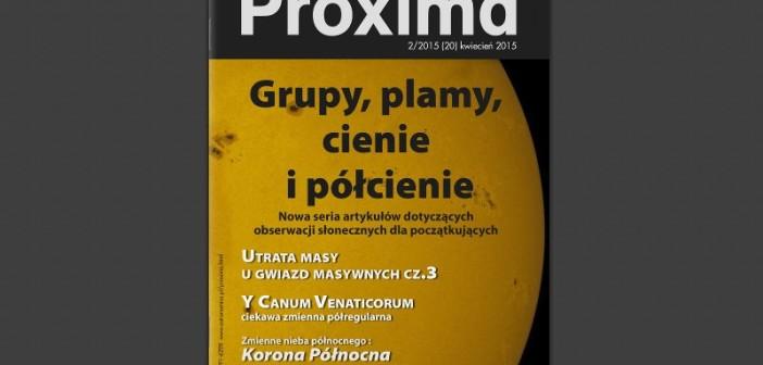 Proxima 2/2015 już dostępna