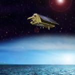 Satelita Sentinel-6A/Jason-CS - wizualizacja / Credit: Airbus D&S