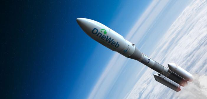 Rakieta Ariane 6, wynosząca ładunek dla OneWeb (OneWeb)
