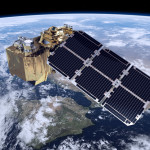 Satelita typu Sentinel-2 / Credit: ESA/ATG medialab