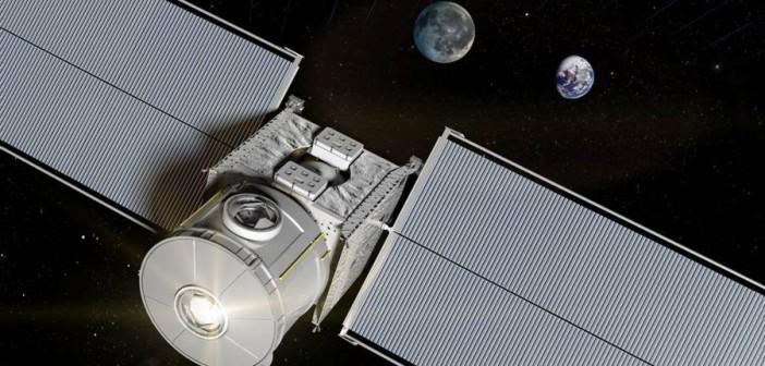 Mały moduł mieszkalny na wysokiej orbicie okołoksiężycowej / Credits - Boeing