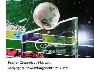Odznaczenie Copernicus Masters / Credits: AZO