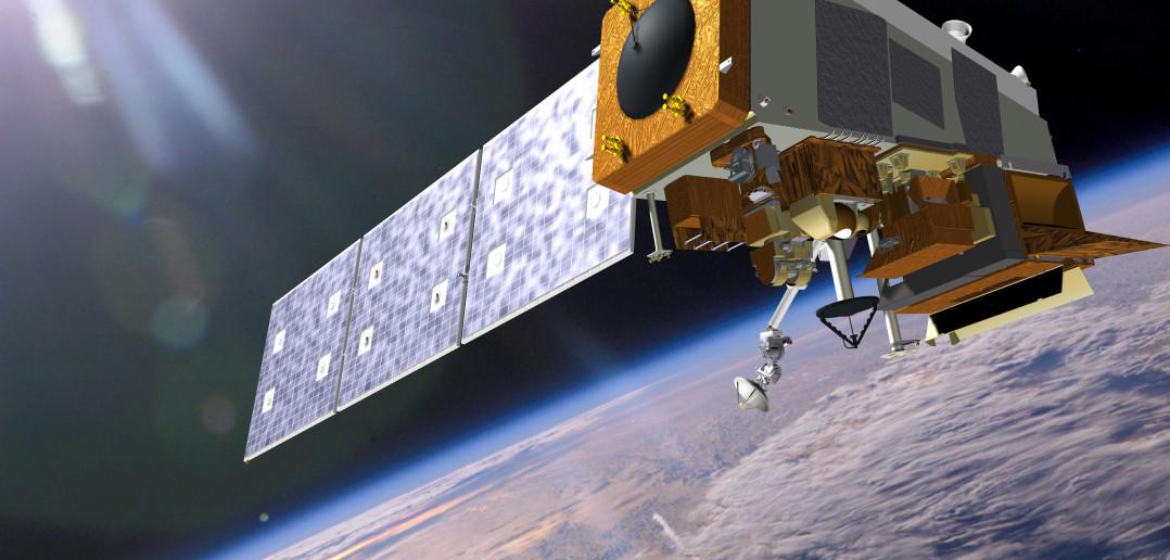 JPSS-1 - wizualizacja / Credit: NASA, NOAA
