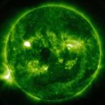 Minuta po fazie maksymalnej rozbłysku klasy M1.7 z 6 lipca / Credits - NASA, SDO