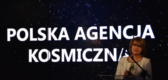 Otwarcie siedziby PAK przez Grażynę Henclewską, podsekretarz stanu w Ministerstwie Gospodarki / Źródło: BDS