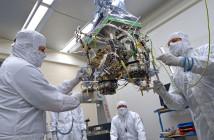 Część LISA Technology Package w zakładach Airbus Defence and Space / Credit: Airbus DS GmbH - A. Ruttloff