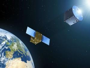 Misja PROBA-3 / Credits - ESA