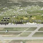 Houston Spaceport - wizualizacja / Credit: Houston Spaceport