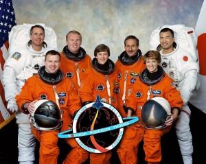 Załoga STS-114 / Credits - NASA